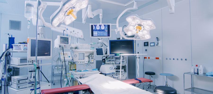 opérations cliniques