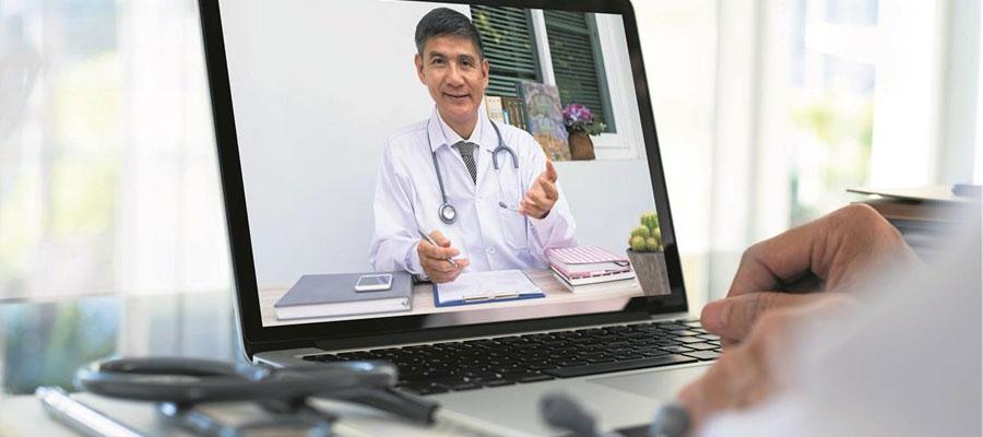 Contacter un médecin de garde en ligne