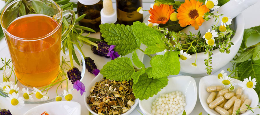 Produits cosmétiques bio et compléments alimentaires