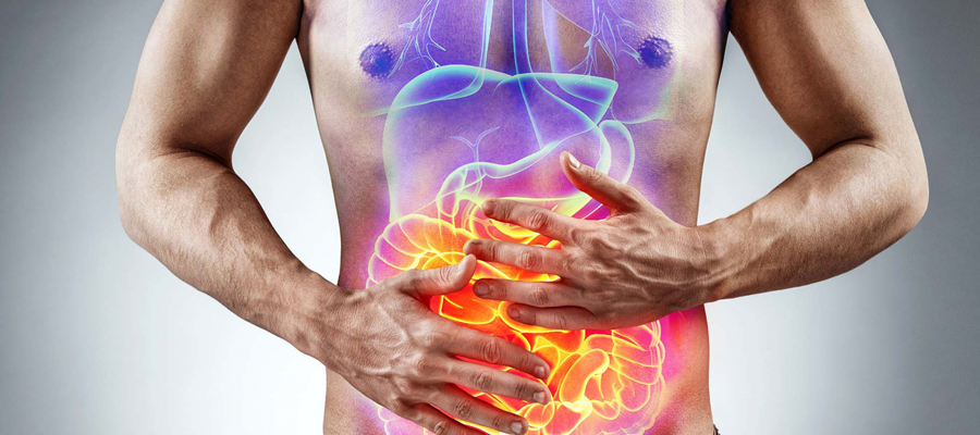 Symptômes de la maladie de Crohn