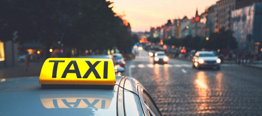 Réserver un taxi
